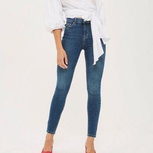 NWOT topshop Jamie jeans size28 x 30